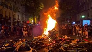 صدامات في باريس على هامش تظاهرة ضد عنف الشرطة
