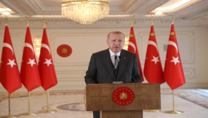 الاقتصاد الموافق للشريعة حل للأزمات.. أردوغان: نتطلع لنكون مركزا للتمويل الإسلامي