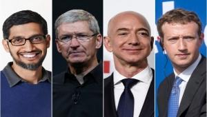 للمرة الأولى في عالم التقنية.. استجواب أغنى أربعة رجال على وجه الأرض أمام ممثلي الشعب
