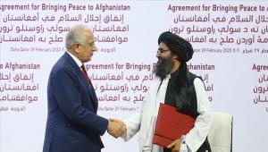 """لإطلاق مفاوضات السلام.. أميركا تقترح وضع سجناء طالبان """"الخطرين"""" قيد الإقامة الجبرية"""