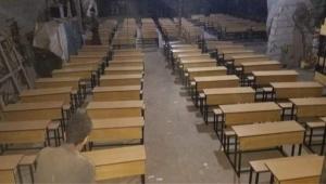 توكل كرمان تتبرع بتوفير ألف كرسي لطلاب ثانوية تعز الكبرى بقيمة 33 مليون ريال