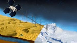 الصين تطلق أول قمر صناعي تجريبي من نوعه