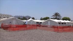 بسعة 60 سريرا.. الصليب الأحمر يفتتح مركزا لعلاج كورونا باليمن