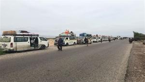مقتل مسافر وإصابة آخرين اثر رمي جندي بالانتقالي قنبلة في نقطة العلم بعدن