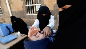إصابات جديدة بشلل الأطفال في مناطق سيطرة الحوثيين