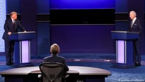 في أول مناظرة رئاسية أميركية.. ترامب وبايدن يتبادلان الإهانات الشخصية