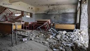 أطفال المدارس في تعز.. أحلام تتلاشى أمام مدفعية الحوثي وصمت المجتمع الدولي (تقرير)