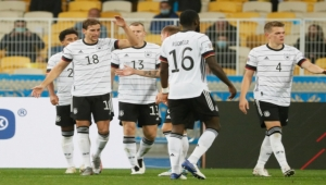 دوري أمم أوروبا.. أول فوز لألمانيا وانتصار صعب لإسبانيا