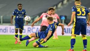 يوفنتوس يتعادل للمرة الثالثة بالدوري الإيطالي قبل مواجهة برشلونة بأبطال أوروبا