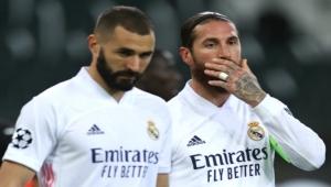 ريال مدريد يفلت من الهزيمة الثانية بدوري الأبطال أمام مونشنغلادباخ