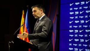 قبل يوم من مواجهة يوفنتوس.. بارتوميو يعلن استقالة مجلس إدارة برشلونة