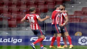 أتلتيكو مدريد يهزم برشلونة في الليغا لأول مرة منذ 10 سنوات