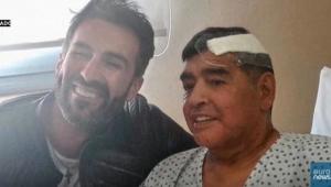 """وفاة الأسطورة """"مارادونا"""" بسكتة قلبية والإرجنتين تعلن الحداد"""