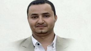 """جماعة الحوثي تعلن تدهور صحة الصحفي """"المنصوري"""" وتعرض الإفراج عنه وزملائه بصفقة تبادل"""