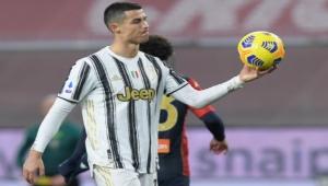 رونالدو يحتفل بمباراته المئة مع يوفنتوس ويكشف عن هدفه القادم