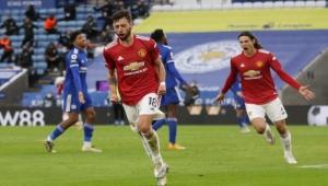 مانشستر يونايتد يهزم أستون فيلا ويقاسم ليفربول صدارة البريميرليغ وويستهام يفوز على إيفرتون