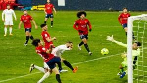 شاهد.. ريال مدريد يتعثر وبرشلونة يقترب من صدارة الدوري الإسباني