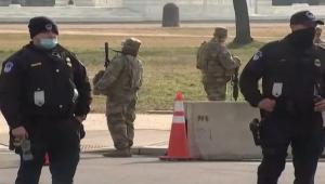 """يمينيون خططوا للتسلل إلى الحفل.. البنتاغون يأمر بنشر الجنود بواشنطن والسلطات تتوعد """"الساعين لإفساد"""" تنصيب بايدن"""