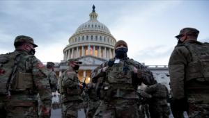 قيود غير مسبوقة في واشنطن.. نحو 3 آلاف جندي نظامي لتأمين تنصيب بايدن وتدقيق في عناصر الحرس الوطني