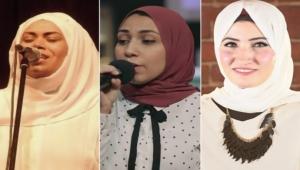 في حب النبي.. 5 شابات أعدن المرأة للإنشاد الديني