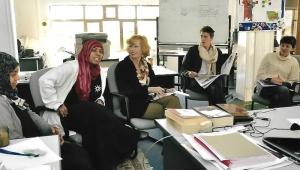 كشفت عن هروبها عبر مطار صنعاء.. نادية السقاف: تم اختبار الرجال في اليمن وفشلوا وحان دور المرأة