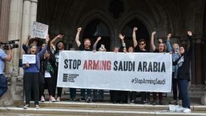 لوقف حرب اليمن.. حملة تطالب بريطانيا بوقف مبيعات الأسلحة للسعودية