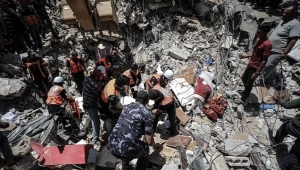 الأورو متوسطي: 525 منشأة اقتصادية دمرها عدوان إسرائيل على غزة