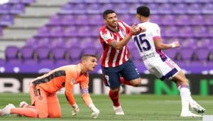 أتلتيكو مدريد يفوز بلقب الدوري الإسباني
