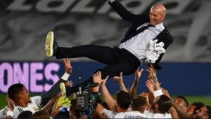 بعد استقالة زيدان.. ريال مدريد: ستظل أحد أعظم أساطير النادي