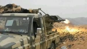 تصاعد وتيرة المواجهات في الجبهة الغربية لمحافظة مأرب