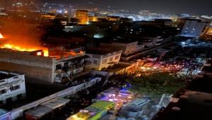 وفاة امرأة في عدن متأثرة بحريق اندلع في منزلها