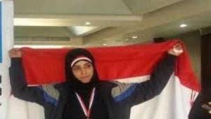 لاعبة الرماية اليمنية ياسمين الريمي تحقق المركز قبل الأخير في أولمبياد طوكيو