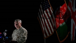 قائد أمريكي يحذر طالبان من مواصلة هجماتها ضد الحكومة الأفغانية