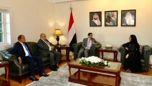 سفراء عرب يؤكدون دعمهم لجهود إنهاء الحرب في اليمن