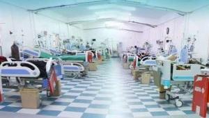 مستشفى مأرب يعلن إضافة 24 وحدة عناية مركزة بكلفة 840 ألف دولار