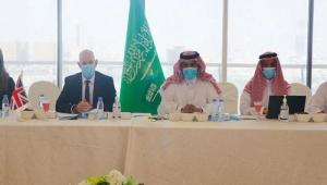 الدول الرباعية تشدد على ضرورة عودة الحكومة إلى عدن