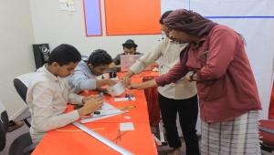 فريق اليمن المشارك ببطولة الروبوت والذكاء الاصطناعي العالمية (First Global2021) يطلق نموذجا للقمر الصناعي (CubeSat Yemen) بسيئون