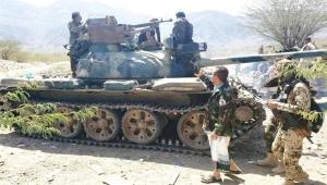مقتل وإصابة قرابة 15 حوثيا في مواجهات غربي تعز