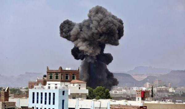 التحالف يجدد غاراته على مواقع لـ «الحوثيين» في صنعاء والبيضاء