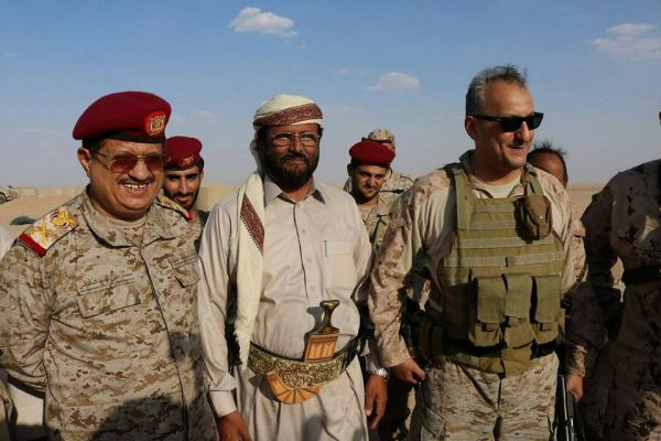 ما التحضيرات العسكرية التي سبقت زيارة قائد القوات البرية السعودية الى مأرب (خاص)