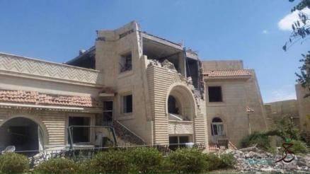 كشف ملابسات قصف منزل سفير عمان بصنعاء