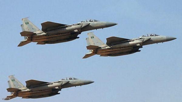 حجة:مقاتلات التحالف تستهدف تحركات مشبوهة للميليشيات في حرض