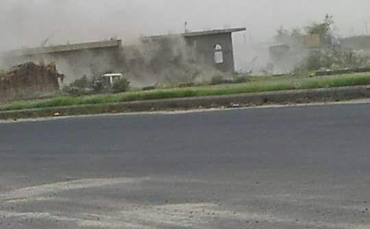 مقتل 20 من عناصر المليشيا بقصف لطيران التحالف استهدف تجمعا لهم شمال مدينة عبس بحجة