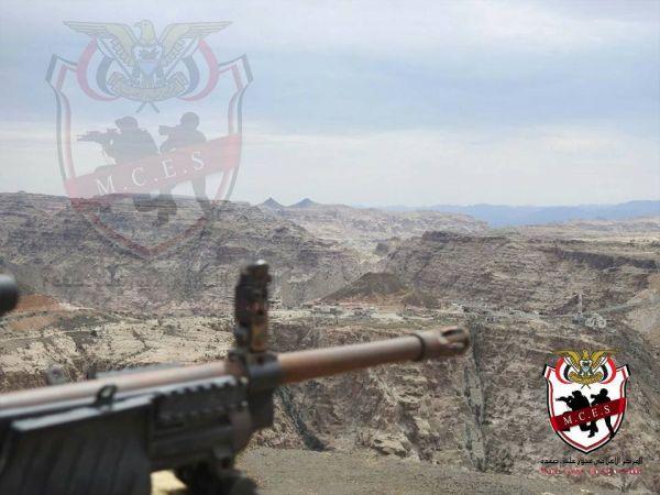 تقدم جديد للجيش الوطني شمالي صعدة والمليشيا تتكبد خسائر فادحة
