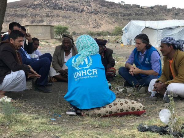 إعلان أممي: 85 ألف نازح خلال 10 أسابيع من المعارك في اليمن