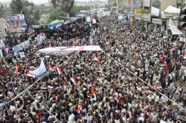 هل تدخل التحالف العربي يخدم ثورة فبراير؟