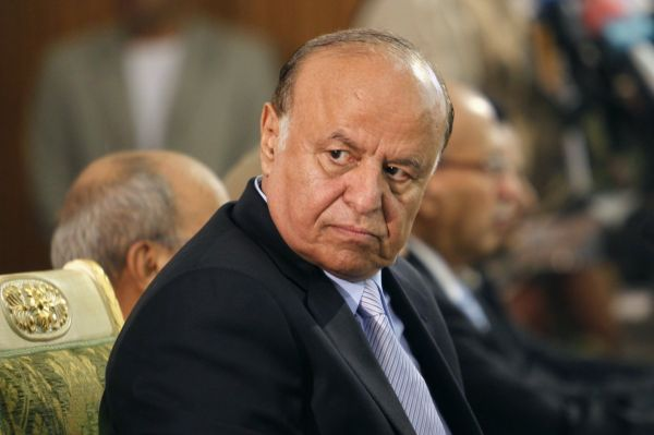 مطالبات بالحرية للرئيس هادي