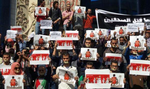 أوبزيرفر: مصر سجن كبير للصحفيين