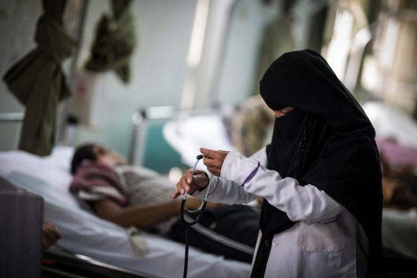 الكشف عن انتشار مخيف لمرض مقاومة العقاقير المتعددة في اليمن (ترجمة خاصة)