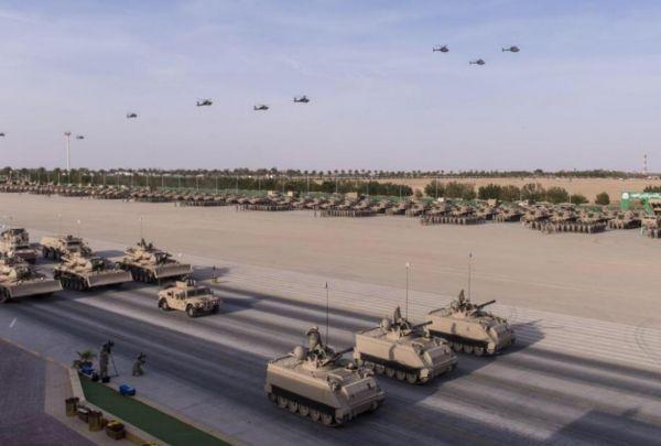 لأول مرة منذ الحصار.. قطر تشارك في تمرين